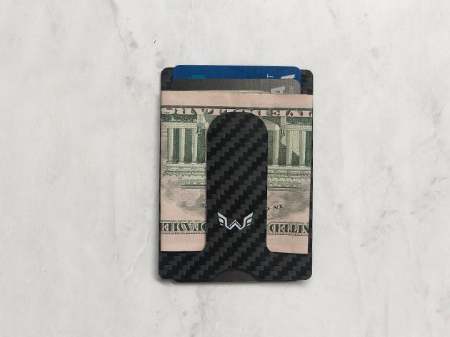 Wyn Labs Minimalist Wallet Dudeiwantthat Exclusives