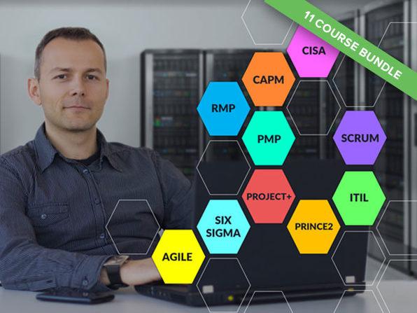 IT Process & Project Management Super Bundle: Lifetime Access