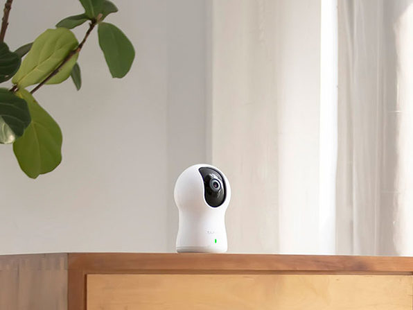 blurams Dome Pro 1080p Security Camera with Facial Recognition + Night Vision