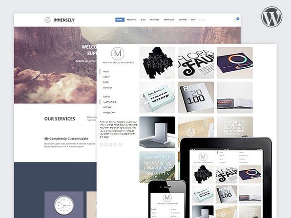 The Creative Market Wordpress Bundle - Product Image