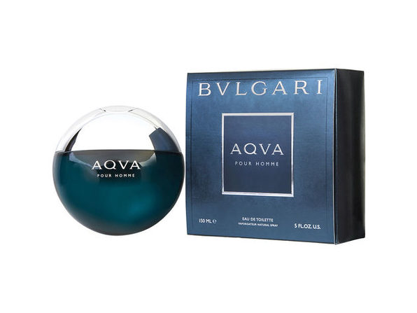 Bvlgari Aqua By Bvlgari Edt Spray 5 Oz For Men (Package Of 6) - Product Image