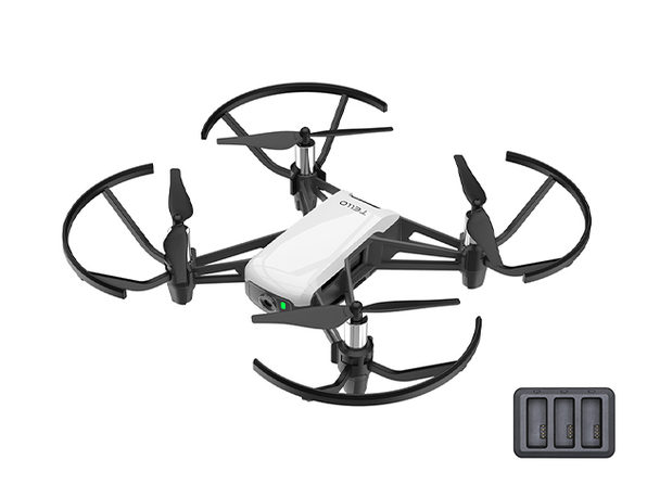 Ryze Tech Tello Quadcopter Powered by DJI: Combo Kit