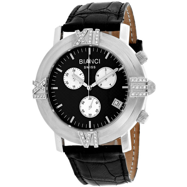 Roberto Bianci Women's Medellin Black Dial Watch - RB18490