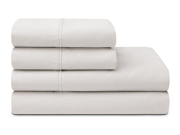 Sleepletics Celliant Performance 4-Pc Sheet Set (Light Grey)