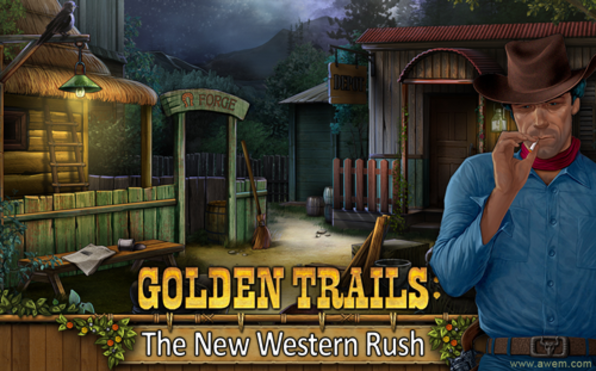 Golden Trails: The New Western Rush  - Product Image