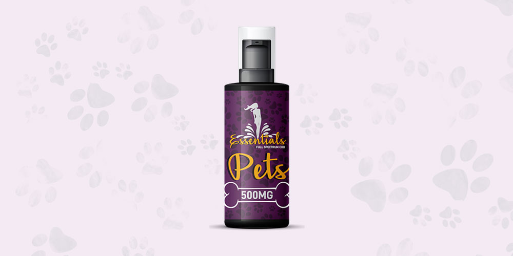 CBD Pet Spray can help with anxiety, chronic pain, and other common medical conditions with just two to three sprays to your pet's food once a day!