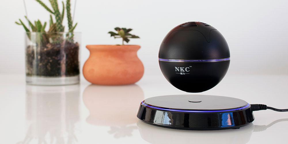 Levitating Bluetooth Orb Speaker