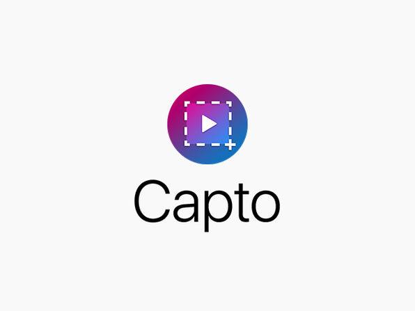 Capto Screen Capture & Video Editing for Mac