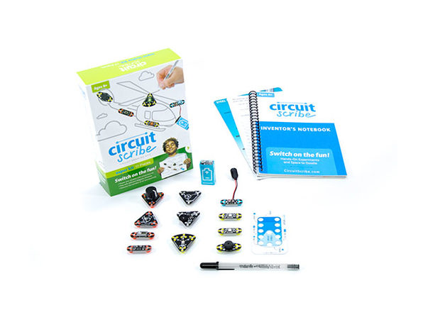 Circuit Scribe: DIY Super Kit