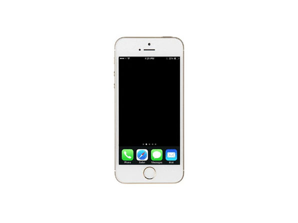Refurbished iPhone 5s 16 GB Gold - Good Condition - Product Image