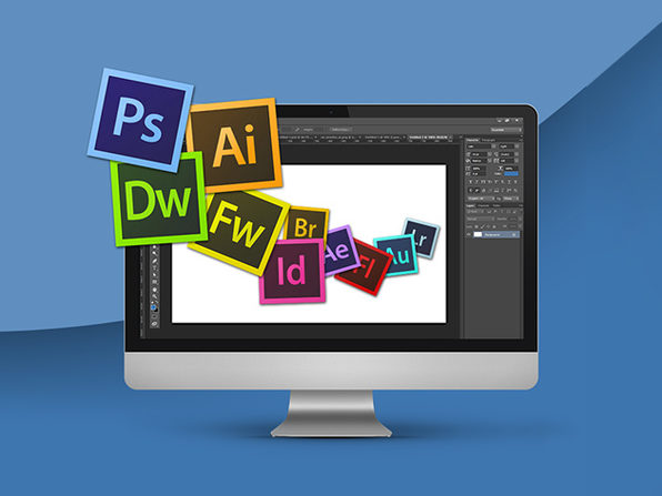 Adobe Web and Graphic Design Master Package - Product Image