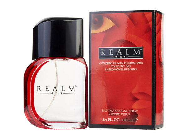 REALM by Erox COLOGNE SPRAY 3.4 OZ 100% Authentic - Product Image