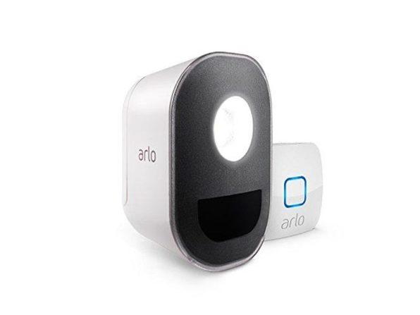 Arlo Technologies Inc Smart Home Security Light Multi-colored LED Motion Sensor (Like New, Open Retail Box)