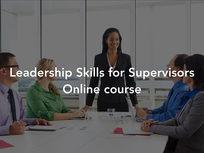 Leadership Skills for Supervisors - Product Image