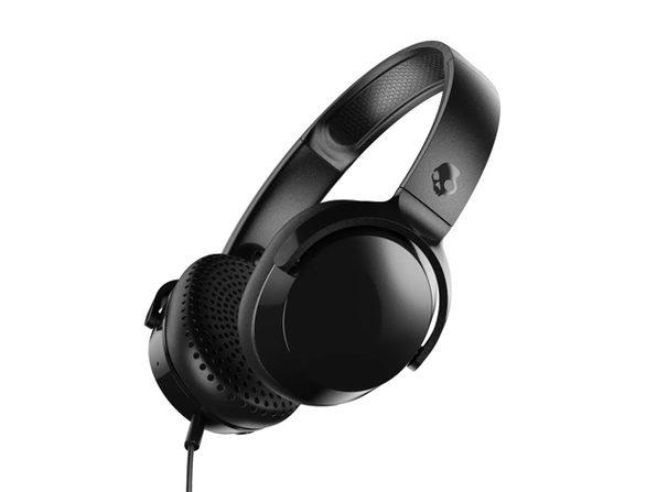 Skullcandy Riff On-Ear Durable Headphone (Black)