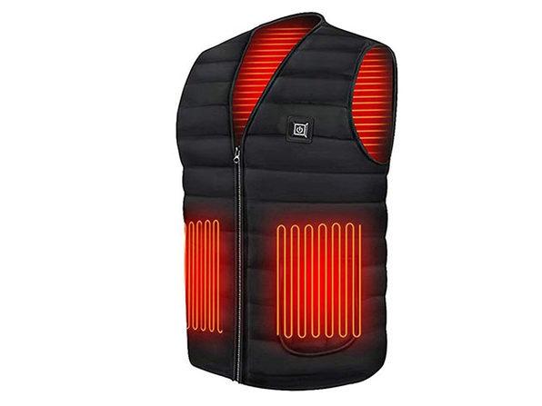 Electric Heated Cotton Vest