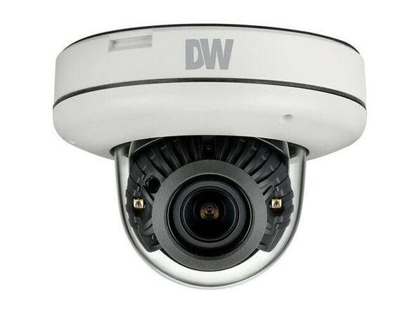 Digital Watchdog DWC-MV85WIAT MEGApix IP vandal dome camera 5MP 2.7~13.5mm - Product Image