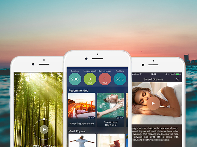 Stack Social Deal for Breethe Meditation & Sleep: Lifetime Subscription