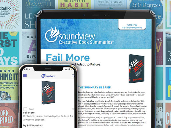Soundview Executive Book Summaries 1-Year Subscription