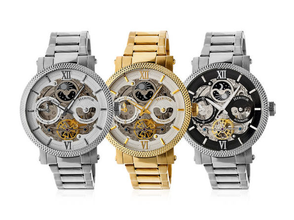 Heritor Automatic Watch Aries Collection
