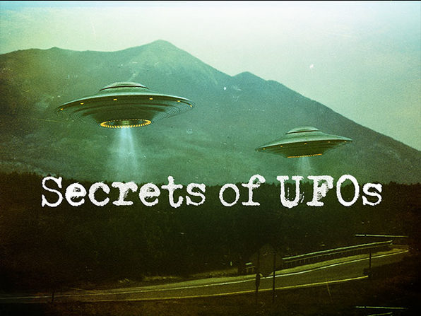 Secrets of UFOs: Complete Docuseries - Product Image