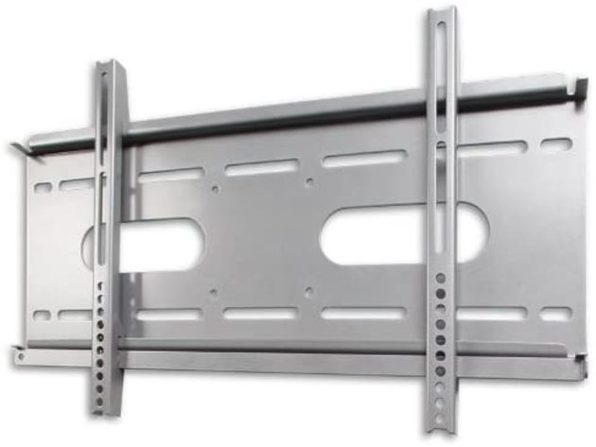 Mustang MV-STAT2 Flat Panels for Holds 26-Inch to 36-Inch for TV - Silver (New)