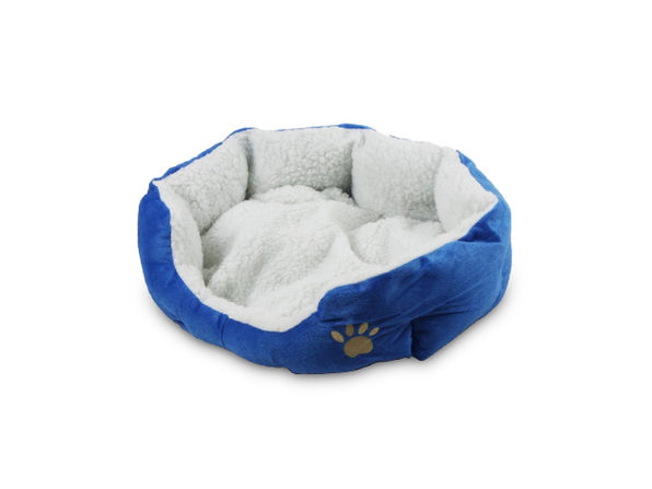 Dog Bed (Blue)