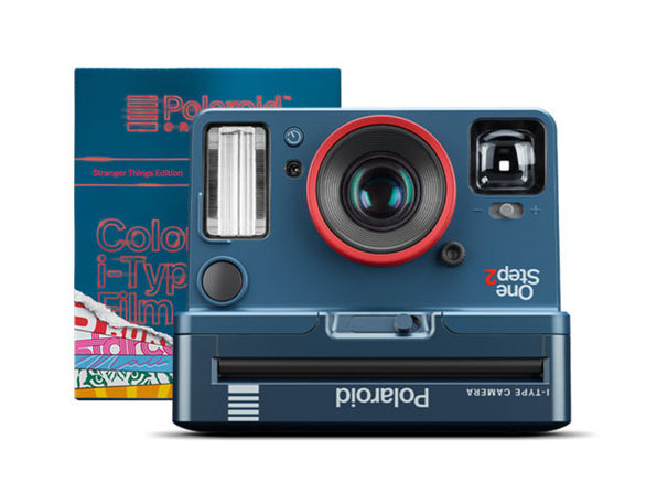 Polaroid Originals OneStep 2 Camera: Stranger Things Edition + Film Bundle