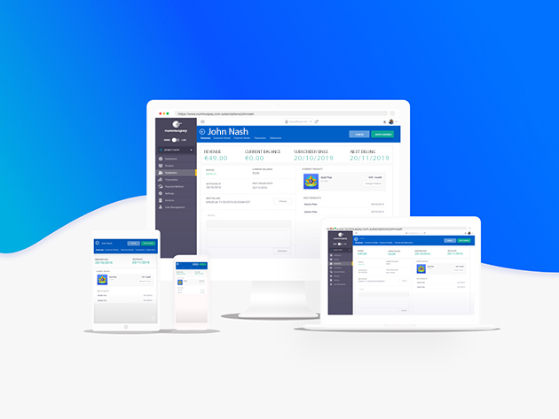 Stack Social Deal for Nummuspay Startup Plan: Lifetime Subscription
