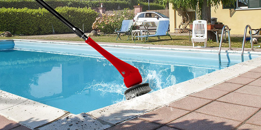 Elicto ES-100 Waterproof Telescopic Power Scrubber, now on sale for $110