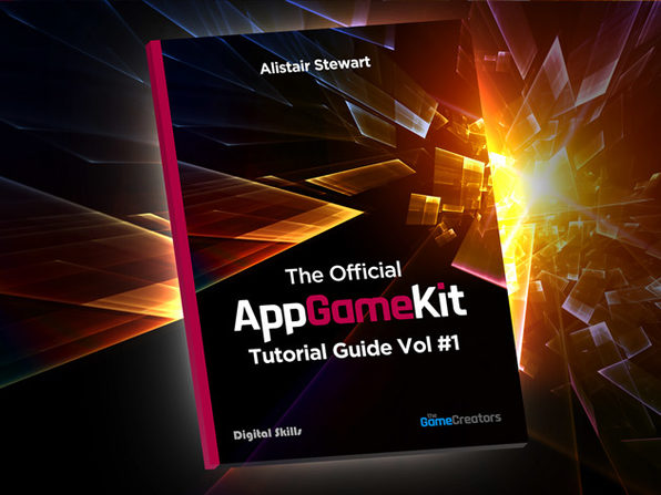 The Official AppGameKit Tutorial Guide: Vol 1 - Product Image