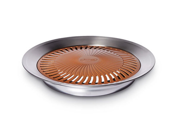 Gotham Steel Non-Stick Smokeless Stove Top Grill