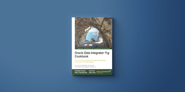Oracle Data Integrator 11g Cookbook - Product Image