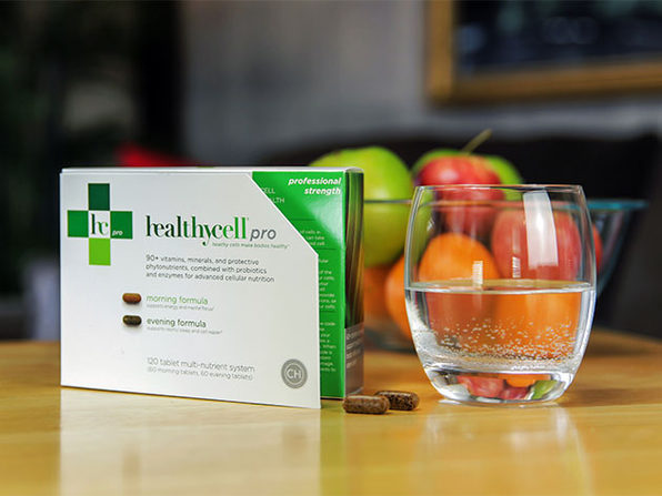 Healthycell® Pro AM/PM Cell Health System