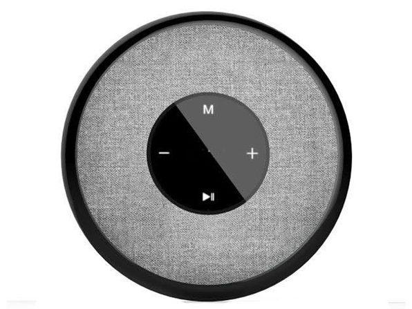 Floatilla II Waterproof Bluetooth Speaker (Gray)