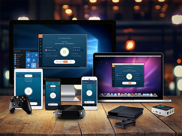 Ivacy VPN: 2-Yr Subscription (5 Devices)