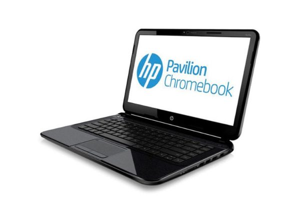 "HP Chromebook D1A51UT Laptop, 1.6 GHz Intel Celeron, 4GB DDR3 RAM, 16GB SSD, Chrome, 14"" Screen (Renewed)"