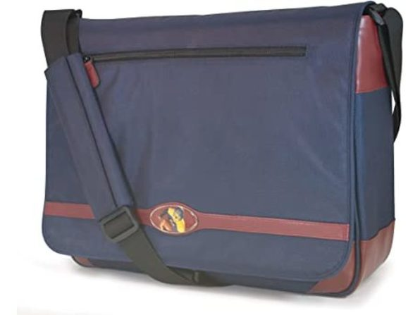 "Mobile Edge DIG Nylon Messenger Bag for 15.4"" PCs & 17"" Macbooks - Navy (New)"