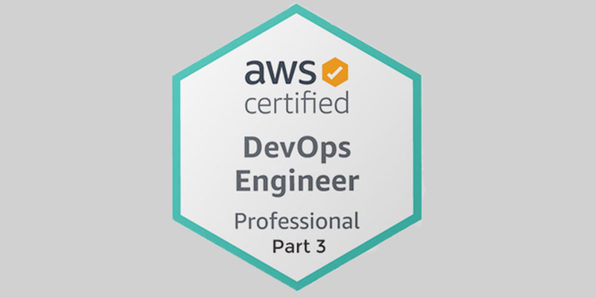 AWS DevOps Engineer Professional 3: AWS Identity & Access Management  - Product Image