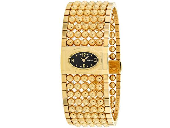 Roberto Bianci Women's Verona Black Dial Watch - RB90910
