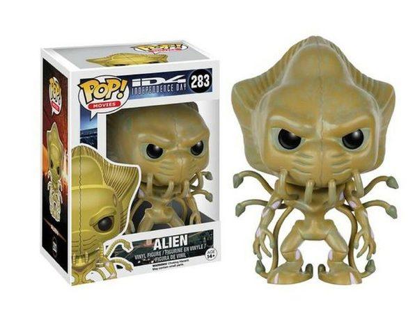 Funko Pop! Movies Independence Day 4 Alien Vinyl Figure Toy #283
