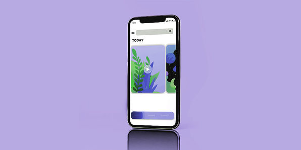 The Complete Guide to Designing a Mobile App - Product Image