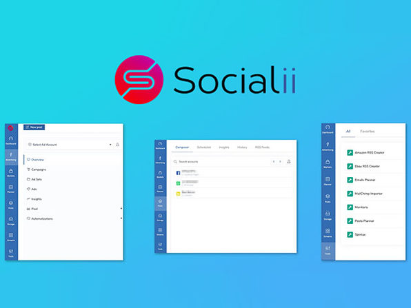 Socialii Elite Plan: Lifetime Subscription