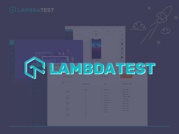 LambdaTest Web App & Website Testing: Lifetime Subscription