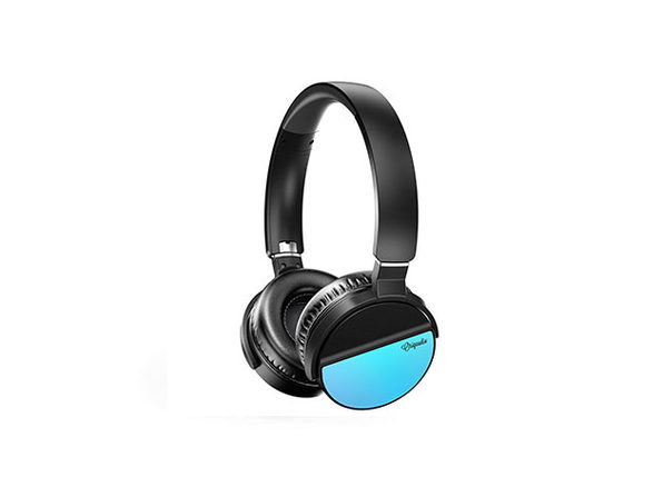 LUNATUNE™ Wireless Headphones (Blue)
