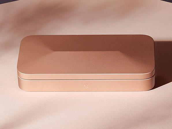 TROVA Go: Discreet Biometric Storage (Sandstone)
