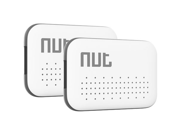 Nut Mini Tracker: 2-Pack