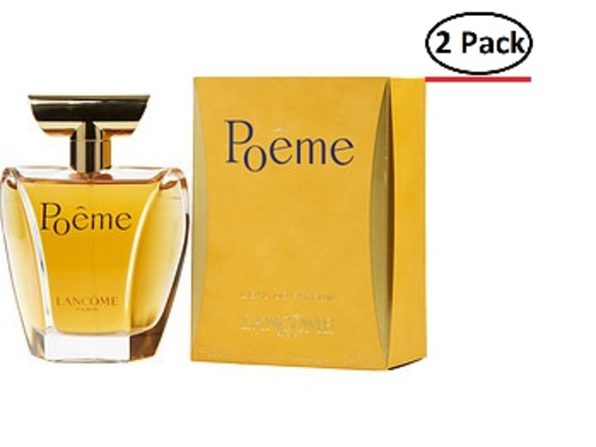 POEME by Lancome EAU DE PARFUM SPRAY 3.4 OZ for WOMEN ---(Package Of 2) - Product Image