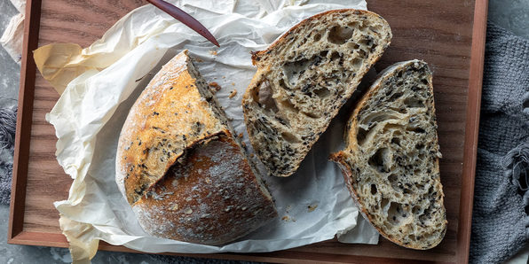 Sourdough Baking Mastery: Artisan Bread & Pastry - Product Image