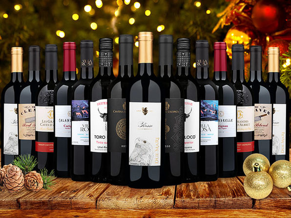 Wine Insiders: 15 Bottles of Red Blend Wine for Only $85